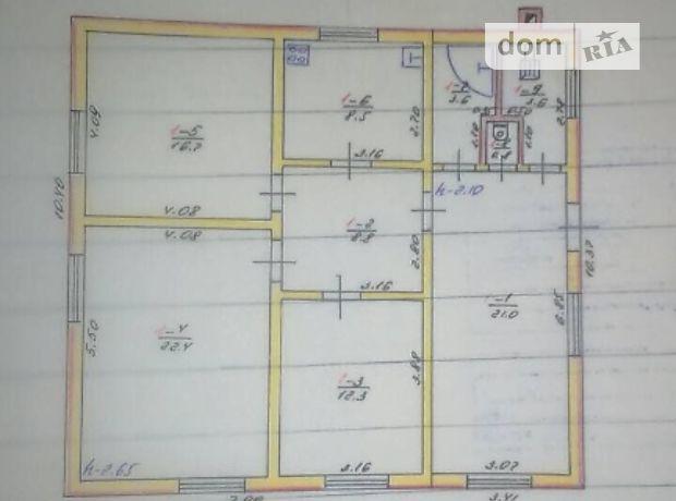 Продажа дома, 98м², Киевская, Иванков, р‑н.Иванков,  Миролюбна Чапаева, дом 25