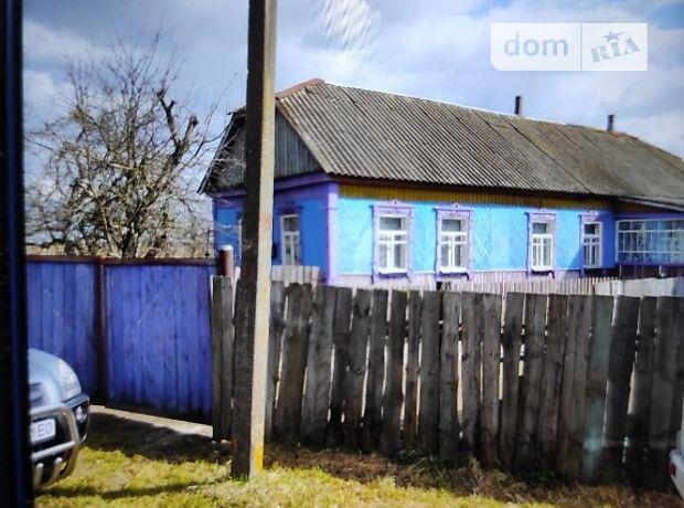 одноэтажный дом с садом, 75 кв. м, дерево и кирпич. Продажа в Иванкове район Иванков фото 1