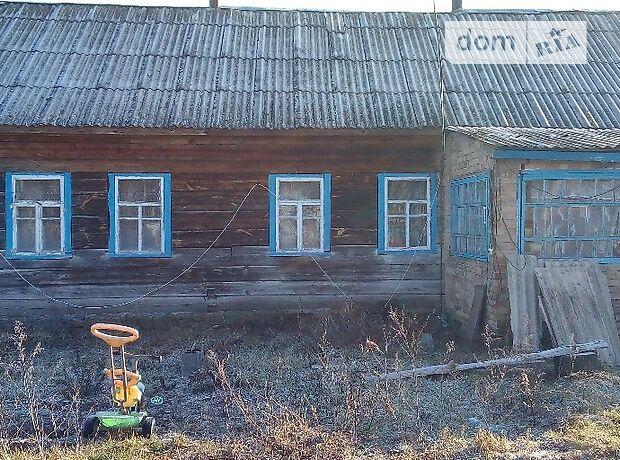 одноэтажный дом с верандой, 48.7 кв. м, дерево и кирпич. Продажа в Мусийках (Киевская обл.) фото 1