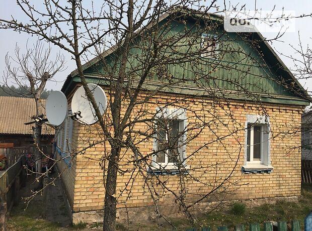 одноэтажный дом с садом, 61 кв. м, кирпич. Продажа в Розважове (Киевская обл.) фото 1
