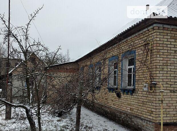 одноэтажный дом с садом, 79.5 кв. м, дерево и кирпич. Продажа в Шпилях (Киевская обл.) фото 1