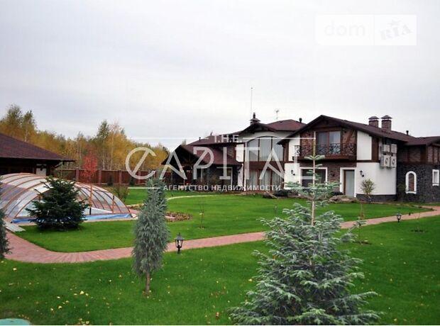 двухэтажный дом с камином, 351 кв. м, кирпич. Продажа в Иванкове фото 1