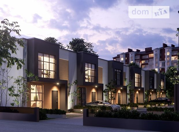 двухэтажный дом с камином, 105 кв. м, кирпич. Продажа в Ивано-Франковске район Бам фото 1
