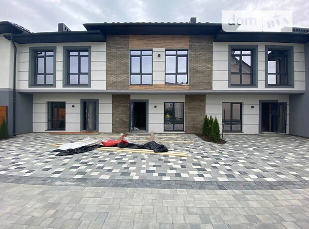 двухэтажный дом с балконом, 119 кв. м, кирпич. Продажа в Криховцах (Ивано-Франковская обл.) фото 1