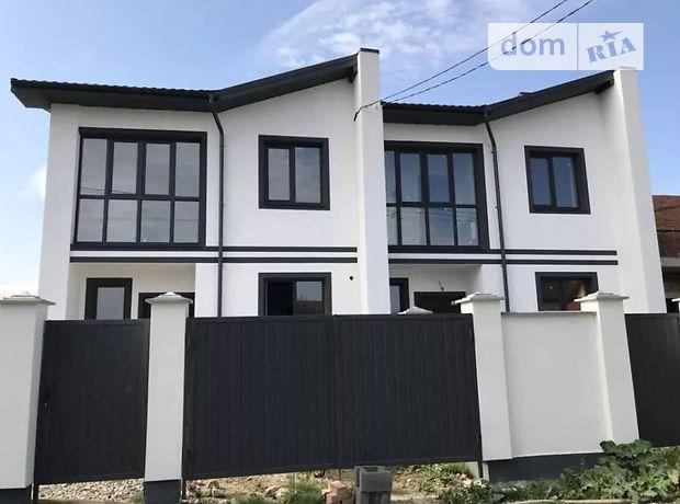 двухэтажный дом с балконом, 118 кв. м, кирпич. Продажа в Криховцах (Ивано-Франковская обл.) фото 1