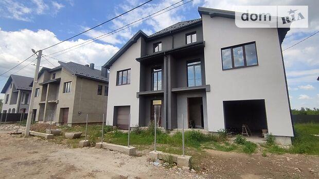 двухэтажный дом с мансардой, 170 кв. м, кирпич. Продажа в Ивано-Франковске район Центр фото 1