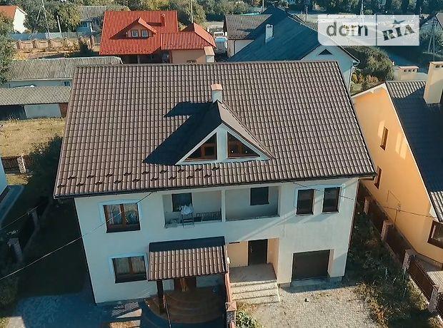 трехэтажный дом с гаражом, 160 кв. м, кирпич. Продажа в Угорниках (Ивано-Франковская обл.) фото 1