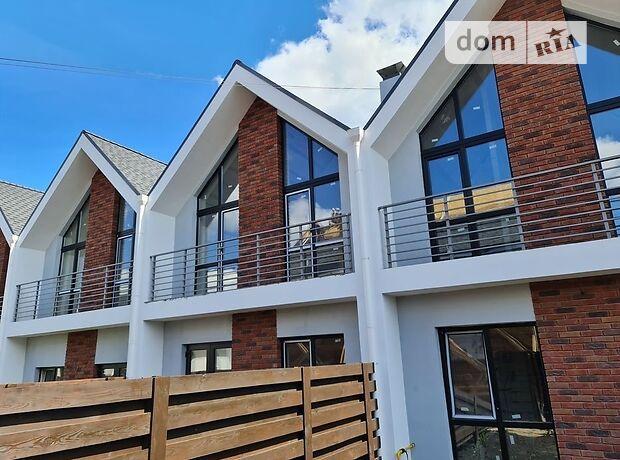 двухэтажный дом с террасой, 130 кв. м, кирпич. Продажа в Угорниках (Ивано-Франковская обл.) фото 1