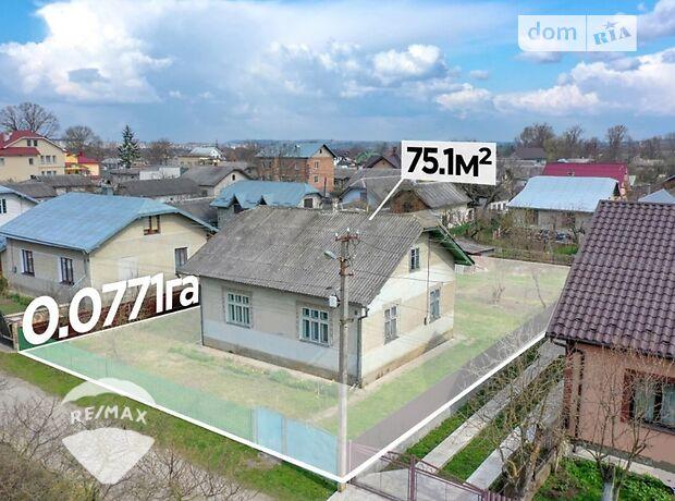одноэтажный дом с садом, 75.1 кв. м, кирпич. Продажа в Угорниках (Ивано-Франковская обл.) фото 1