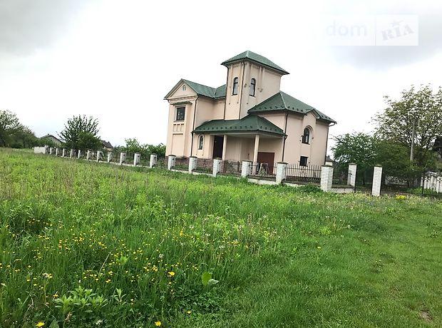 трехэтажный дом, 360 кв. м, кирпич. Продажа в Угорниках (Ивано-Франковская обл.) фото 1