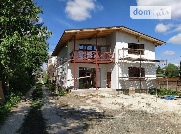 двухэтажный дом с террасой, 200 кв. м, кирпич. Продажа в Ивано-Франковске фото 1