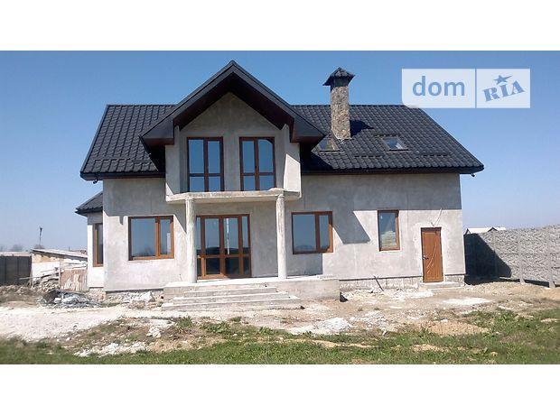 двухэтажный дом с камином, 230 кв. м, кирпич. Продажа в Ивано-Франковске фото 1