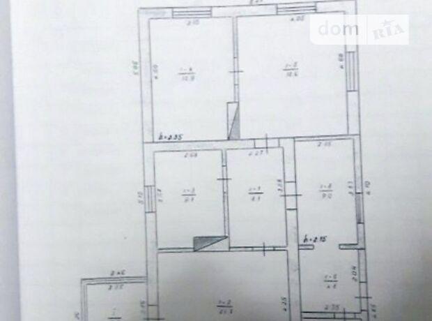 одноэтажный дом с садом, 96.8 кв. м, кирпич. Продажа в Изяславе район Изяслав фото 1