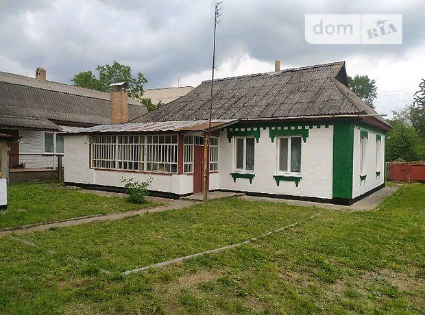 одноэтажный дом с садом, 85 кв. м, кирпич силикатный. Продажа в Жашкове район Жашков фото 1