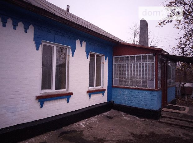 одноэтажный дом с гаражом, 88 кв. м, кирпич саманный. Продажа в Жашкове район Жашков фото 1