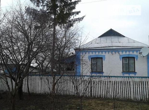Продаж будинку, 58.9м², Черкаська, Жашків, c.Побійна
