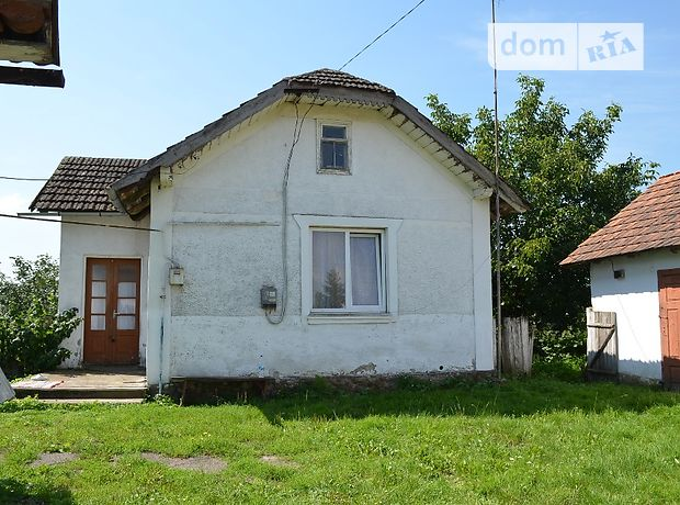 одноэтажный дом с садом, 81 кв. м, кирпич. Продажа в Бережнице (Львовская обл.) фото 1