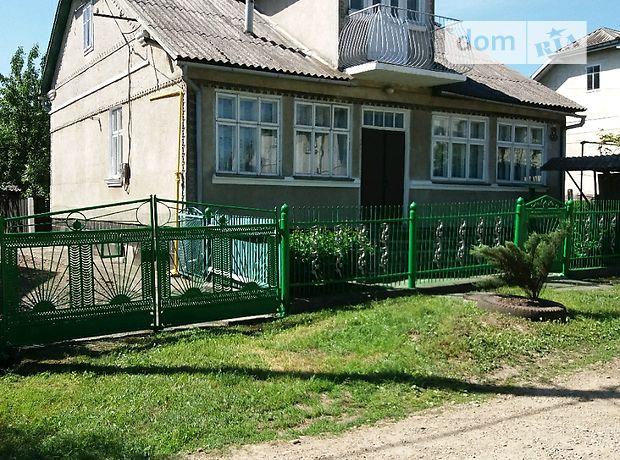Продаж будинку, 84м², Львівська, Жидачів, Полуботка 8