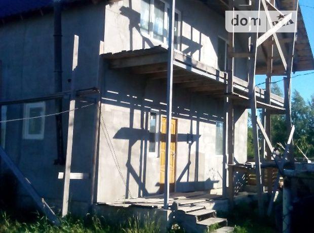 двухэтажный дом с камином, 125 кв. м, каркасно-щитовой. Продажа в Житомире район Аэропорт фото 1