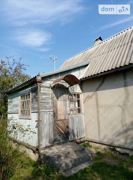 одноэтажный дом, 32 кв. м, дерево и кирпич. Продажа в Буках (Житомирская обл.) фото 1