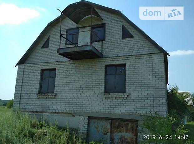 трехэтажный дом с садом, 140 кв. м, кирпич. Продажа в Дубовце (Житомирская обл.) фото 1