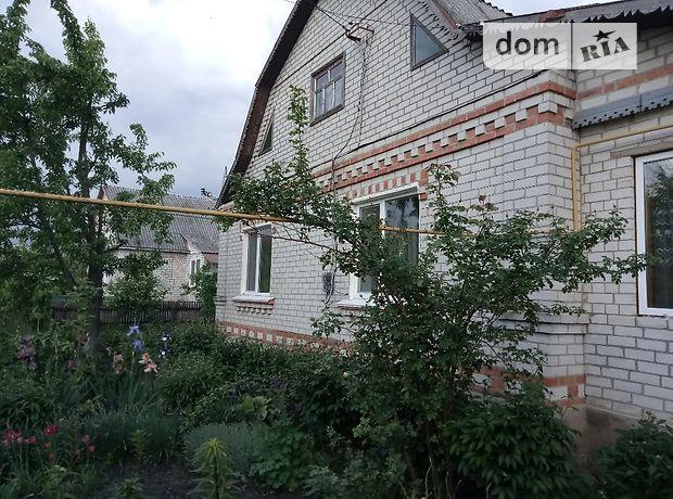 одноповерховий будинок, 108.7 кв. м, цегла. Продаж в Глибочиці (Житомирська обл.) фото 1