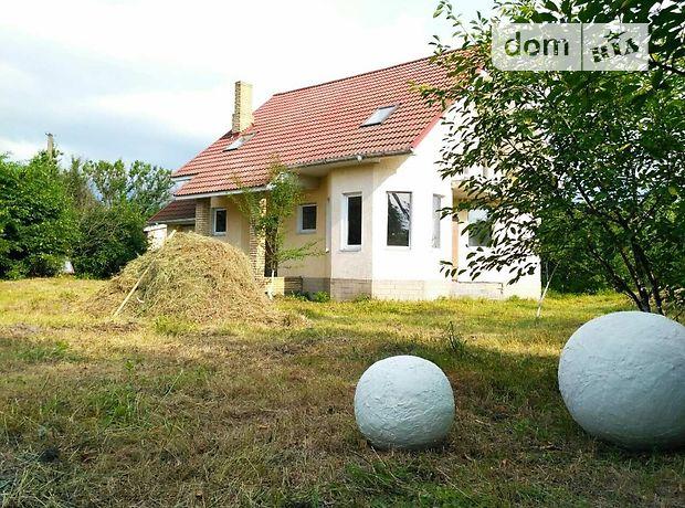 двухэтажный дом с камином, 128 кв. м, пеноблок. Продажа в Глубочице (Житомирская обл.) фото 1