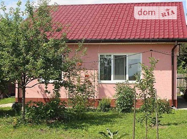 одноэтажный дом, 52 кв. м, пеноблок. Продажа в Глубочице (Житомирская обл.) фото 1