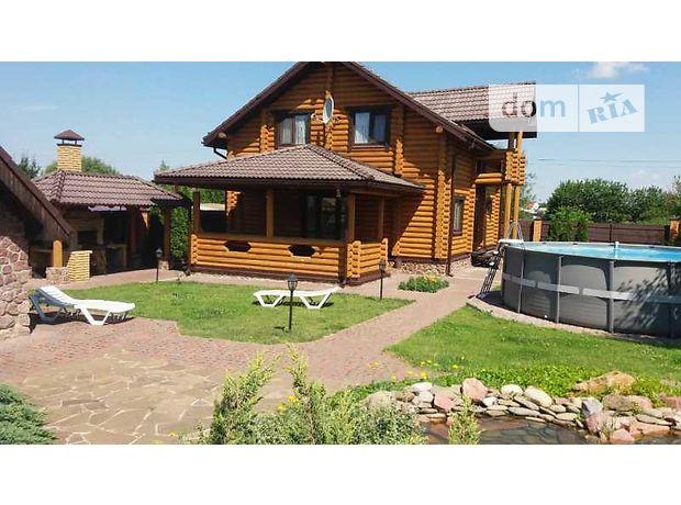 двухэтажный дом, 150 кв. м, брус. Продажа в Житомире район Гормолзавод фото 1