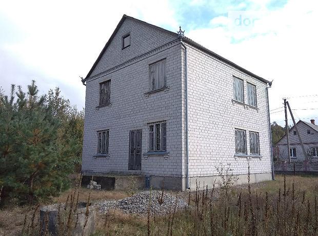 двоповерховий будинок з підвалом, 150 кв. м, цегла. Продаж в Іванівці (Житомирська обл.) фото 1