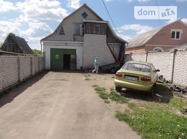 одноэтажный дом с гаражом, 260 кв. м, кирпич. Продажа в Ивановке (Житомирская обл.) фото 1