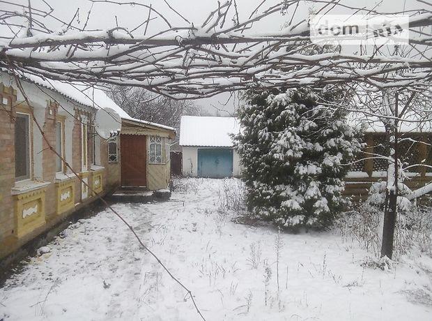 одноэтажный дом с садом, 65 кв. м, дерево и кирпич. Продажа в Катериновке (Житомирская обл.) фото 1