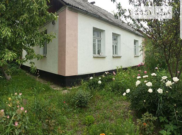 одноэтажный дом с садом, 80 кв. м, кирпич. Продажа в Житомире район Крошня фото 1