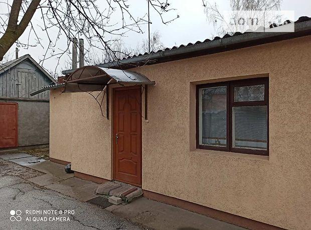 одноэтажный дом, 72 кв. м, дерево и кирпич. Продажа в Житомире район Крошня фото 1