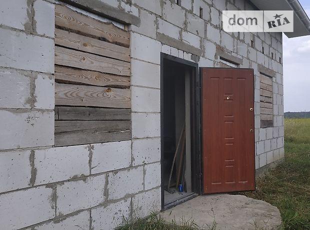 двухэтажный дом, 126 кв. м, пеноблок. Продажа в Житомире район Крошня фото 1