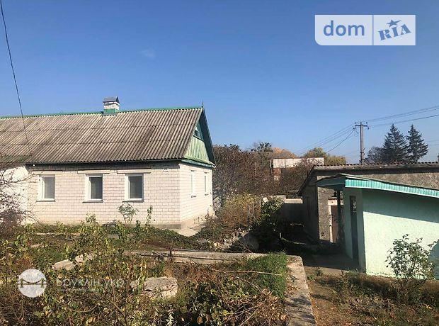 одноэтажный дом с подвалом, 80 кв. м, дерево и кирпич. Продажа в Левкове (Житомирская обл.) фото 1