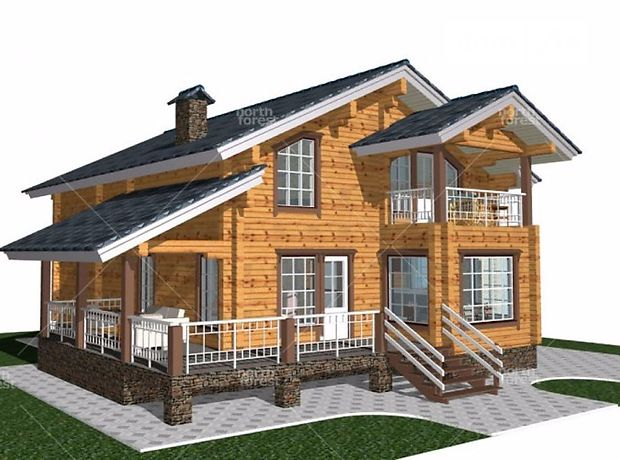 Продажа дома, 220м², Житомир, р‑н.Максютова