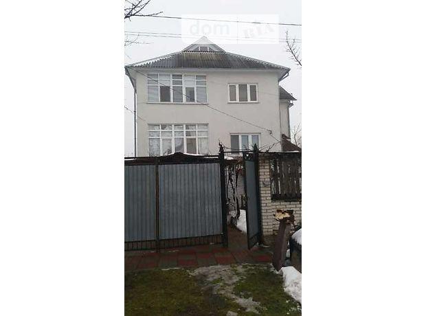 триповерховий будинок, 250 кв. м, кирпич. Продаж в Житомирі, район Малеванка фото 1