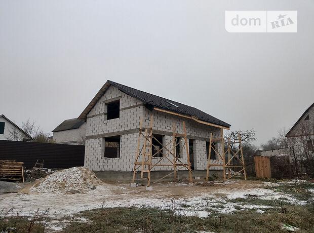 двухэтажный дом, 140 кв. м, пеноблок. Продажа в Житомире район Малеванка фото 1