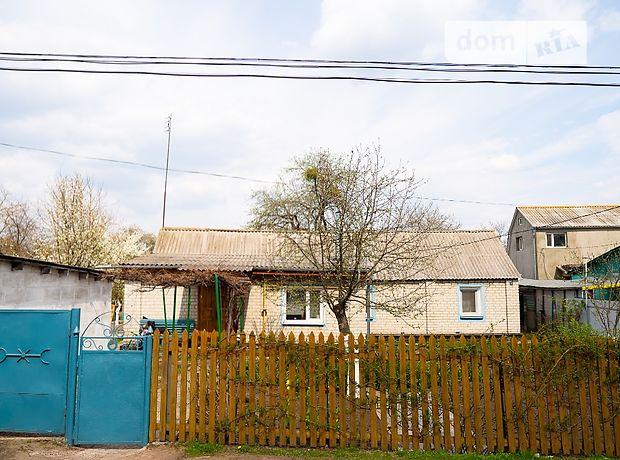 одноэтажный дом с садом, 66 кв. м, дерево и кирпич. Продажа в Житомире район Марьяновка фото 1