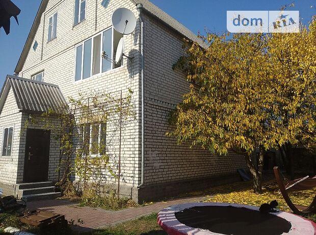 двухэтажный дом с садом, 180 кв. м, кирпич. Продажа в Житомире район Марьяновка фото 1