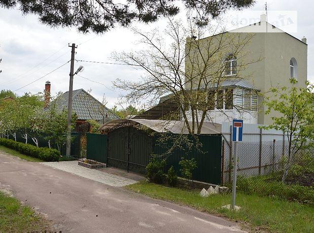 двухэтажный дом с камином, 250 кв. м, кирпич. Продажа в Межречье (Житомирская обл.) фото 1