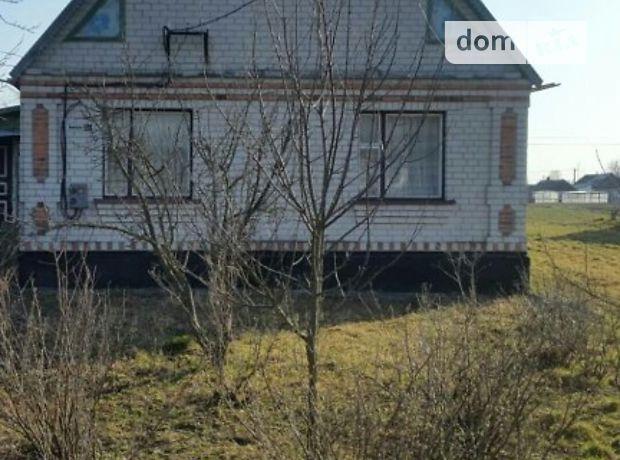 одноэтажный дом с подвалом, 96 кв. м, пеноблок. Продажа в Млынище (Житомирская обл.) фото 1
