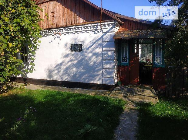 одноэтажный дом с садом, 61 кв. м, кирпич. Продажа в Олиевке (Житомирская обл.) фото 1