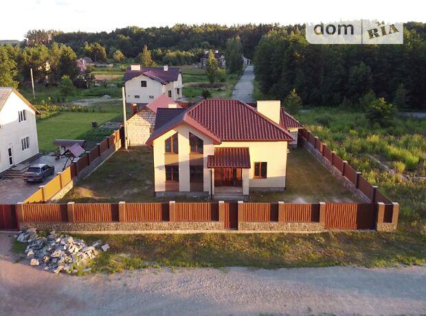 двухэтажный дом с верандой, 186 кв. м, пеноблок. Продажа в Олиевке (Житомирская обл.) фото 1