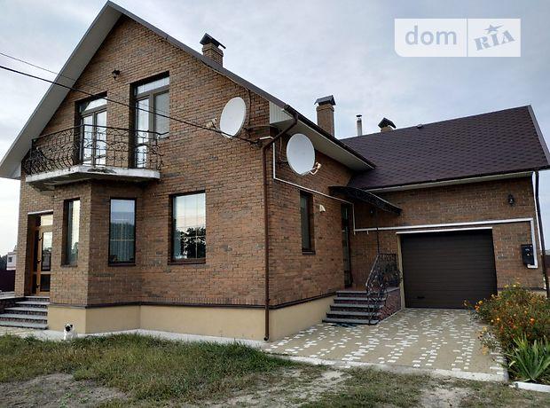 двухэтажный дом с садом, 226 кв. м, пеноблок. Продажа в Пряжево (Житомирская обл.) фото 1