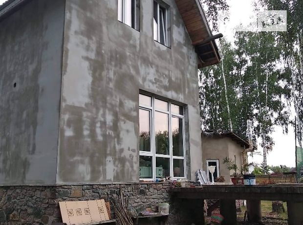 двухэтажный дом с садом, 180 кв. м, пеноблок. Продажа в Пряжево (Житомирская обл.) фото 1