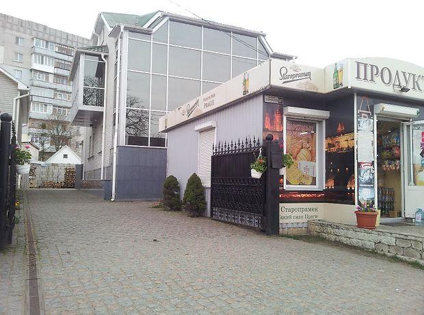 трехэтажный дом с садом, 285 кв. м, кирпич. Продажа в Житомире район Сенный рынок фото 1