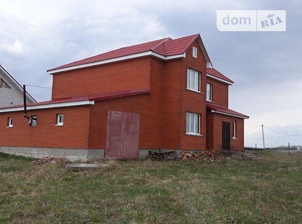 трехэтажный дом с мансардой, 250 кв. м, кирпич. Продажа в Солнечном (Житомирская обл.) фото 1