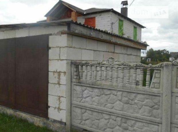 одноэтажный дом с гаражом, 120 кв. м, термоблок. Продажа в Солнечном (Житомирская обл.) фото 1